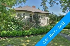 South Oak Bay House for sale: 3 bedroom Character Home