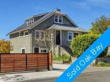 South Oak Bay House for sale: 5 bedroom Character Home